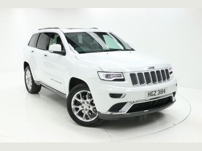 Jeep Grand Cherokee 3.0 CRD Summit 5dr Auto [Start Stop]