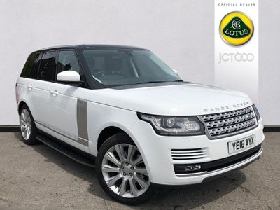 Land Rover Range Rover TDV6 VOGUE 3.0 5dr SOLD