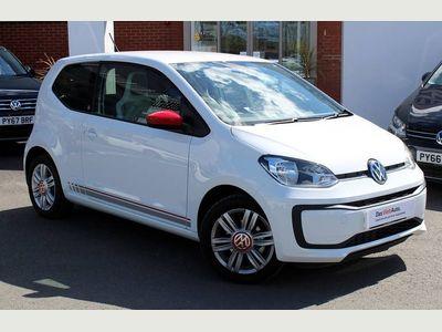 Volkswagen 1.0 Up Beats 3dr (Start Stop) 300 WATT BEATS SOUND SYSTEM