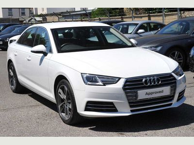 Audi A4 Saloon Sport 1.4 TFSI 150 PS 6 speed 4dr UPGRADED ALLOY WHEELS