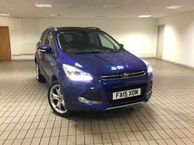 Ford Kuga 2.0 TDCi 180 Titanium X 5 door ONE OWNER FULL SERVICE HISTORY