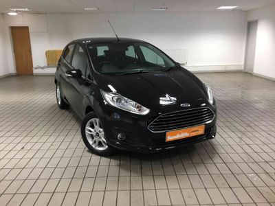 Ford Fiesta 1.25 82 Zetec 5 door SAT NAV 1 OWNER FROM NEW