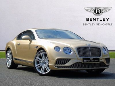 Bentley Continental Gt 6.0 W12 [590] 2dr Auto 6.0 W12 Mulliner, 2016 MY