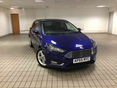 Ford Focus 1.0 EcoBoost Titanium 5 door APPEARANCE PACK
