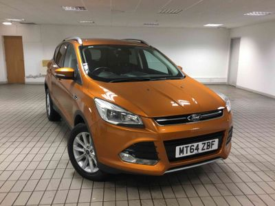Ford Kuga 2.0 TDCi 150 Titanium 5 door 2WD APPEARANCE PACK