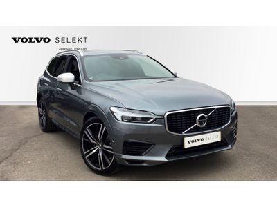 Volvo Xc60 2.0 T8 Hybrid R Design Pro 5Dr Awd Geartronic Estate SUNROOF,NAV,REAR CAMERA