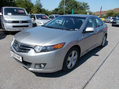 Honda Accord 2.0 i-VTEC EX 4dr *FULL MAIN DEALER HISTORY*