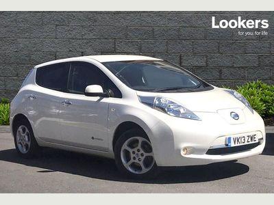 Nissan Leaf Acenta 5dr Auto 1.0 Sat Nav, Park Camera, Alloys!