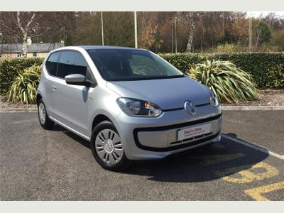 Volkswagen UP Hatchback 1.0 Move Up 3dr AIR CON & REMOTE LOCKING