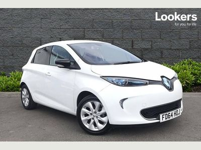 Renault ZOE Dynamique Intens 5dr Au 1.0 NIL ROAD TAX AND FUEL COSTS