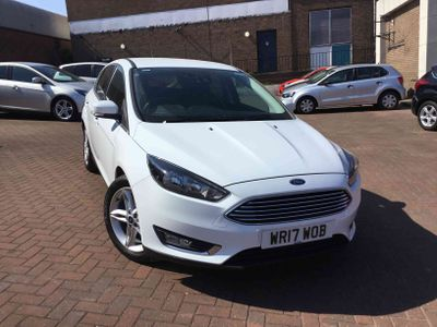 Ford Focus 1.5 TDCi 120 Titanium 5 door SAT NAV AND APPEARANCE PACK