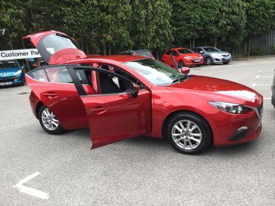 Mazda 3 2.0 SE 5dr Auto