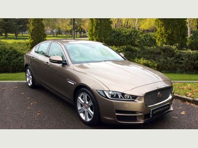 Jaguar XE 2.0d (180) Portfolio 4dr - Great Colour Combo - 2 Years Warranty + Low Mileage
