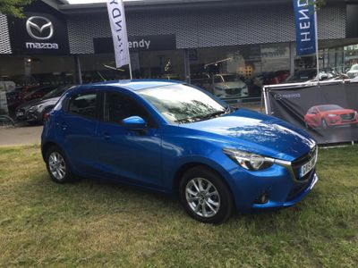 Mazda 2 1.5 75 SE-L 5dr