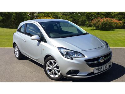 Vauxhall Corsa 1.4 Ecoflex Excite 3Dr [ac] Petrol Hatchback low running costs