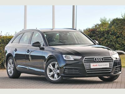 Audi A4 Avant Sport 1.4 TFSI 150 PS 6 speed 5dr SAT NAV REAR PARKING SENSORS