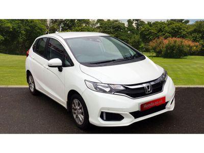 Honda Jazz 1.3 I-Vtec Se 5Dr Petrol Hatchback 5 Years servicing FOC!