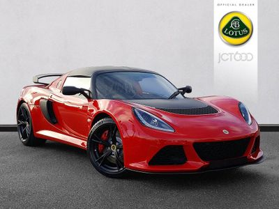 Lotus Exige 350 Sport 2dr 50/50 FINANCE OPTION AVAILABLE