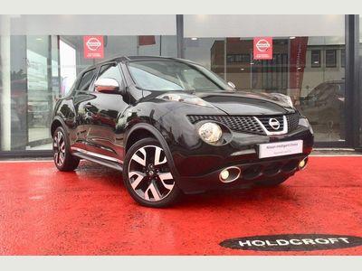 Nissan Juke N-TEC 1.5 dCi 5 DOOR HATCHBACK SAT NAV/ BLUETOOTH/ AIR CON