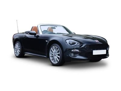 Fiat 124 SPIDER 1.4 Multiair Lusso 2dr HUGE SAVING ON NEW PRICE!!