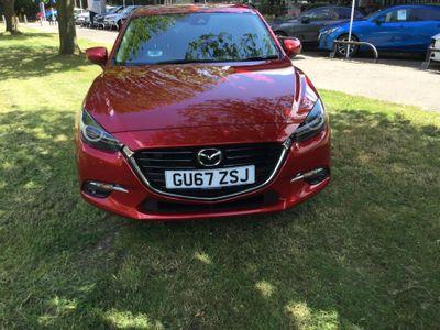 Mazda 3 2.0 Sport Nav 4dr