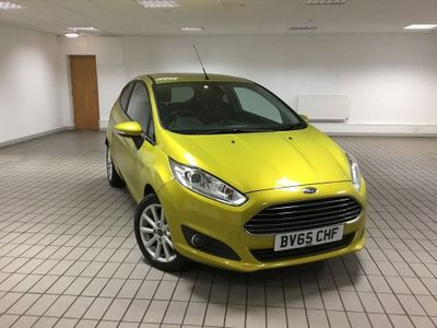 Ford Fiesta 1.6 Titanium 3 door Powershift **1 OWNER FROM NEW**