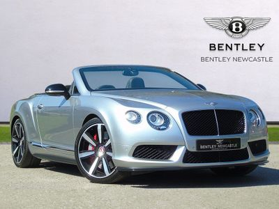 Bentley Continental Gtc 4.0 V8S Mulliner Driving Specification (2015 Model Year) 2dr Mulliner Spec, Body Kit
