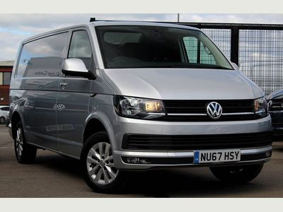 Volkswagen Transporter 2.0 TDI BMT 102 Highline Van Euro 6 PLY LINED READY TO GO