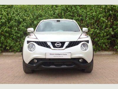 Nissan Juke 1.5 dCi Acenta Premium 5dr SAT NAV/ BLUETOOTH/ AIR CON