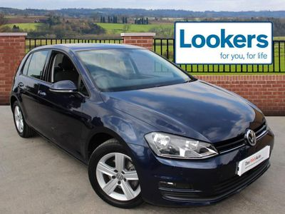 Volkswagen Golf 1.4 TSI Match 5dr GREAT LOW MILEAGE EXAMPLE