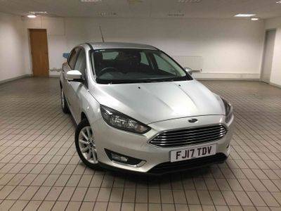 Ford Focus 1.0 EcoBoost Titanium 5 door 1 Previous Owner