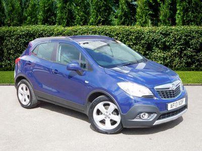 Vauxhall Mokka EXCLUSIV S/S 1.4 5dr Four Wheel Drive Petrol !