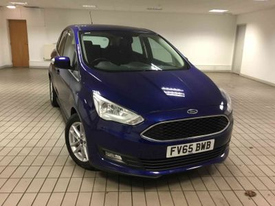 Ford C-Max 1.0 EcoBoost Zetec 5 door ONE OWNER FULL SERVICE HISTORY