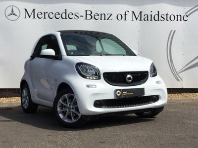 Smart Fortwo Coupe 1.0 Passion 2dr Auto *BLUETOOTH*CRUISE CONTROL*