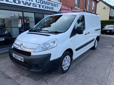 CITROEN DISPATCH Other 1.6 HDi 1200 L2H1 Panel Van 5dr