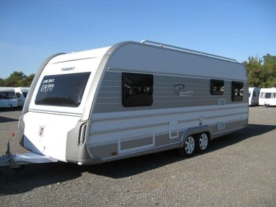 Tabbert PRINCESS 640 Tourer 2015 5 BERTH