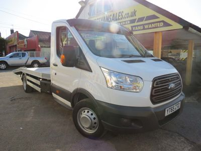 FORD TRANSIT Vehicle Transporter 2.0 TDCi 350 L3H1 RWD 2dr (DRW)
