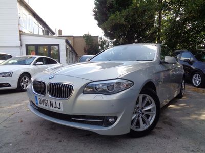 BMW 5 SERIES Saloon 2.0 528i SE 4dr