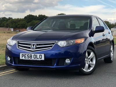 HONDA ACCORD Saloon 2.4 i-VTEC EX 4dr