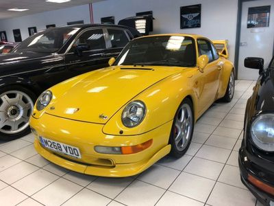 PORSCHE 911 Coupe 3.6 993 Carrera Tiptronic 2dr