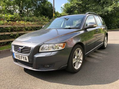 VOLVO V50 Estate 2.0 D SE Powershift 5dr
