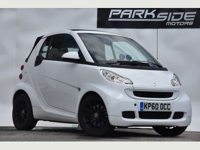 SMART FORTWO Convertible 1.0 MHD Passion Cabriolet 2dr