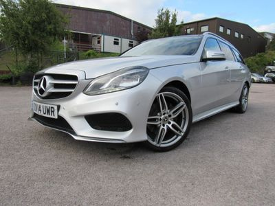 MERCEDES-BENZ E CLASS Estate 2.1 E250 CDI AMG Sport 7G-Tronic Plus 5dr