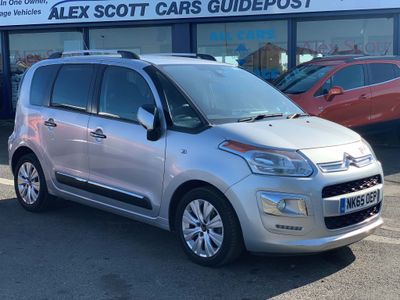 CITROEN C3 PICASSO MPV 1.6 BlueHDi Exclusive 5dr