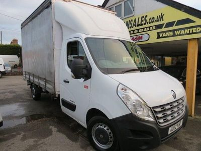 RENAULT MASTER Curtain Side