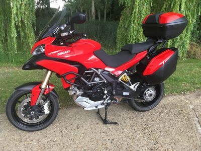 DUCATI MULTISTRADA Adventure 1200