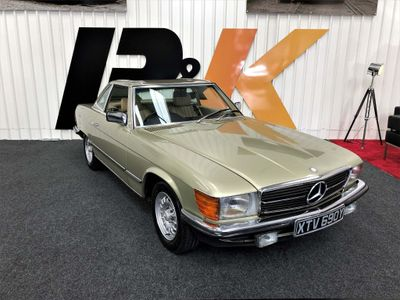 MERCEDES-BENZ 280 Convertible 2.7 SL 2dr