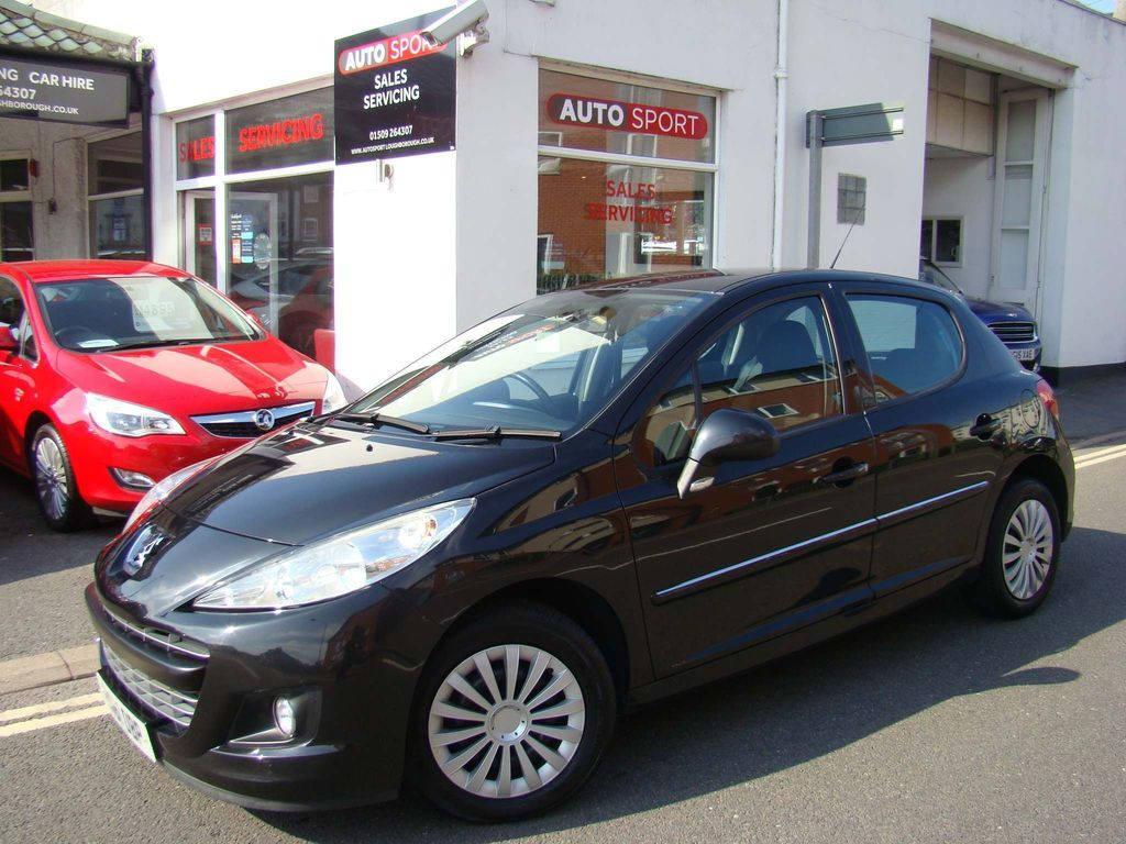 Used Peugeot 207 Hatchback 1 6 Hdi Fap Active 5dr In Loughborough
