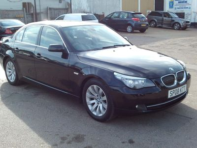 BMW 5 SERIES Saloon 3.0 530d SE 4dr