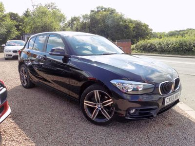 BMW 1 SERIES Hatchback 2.0 118d Sport (s/s) 5dr